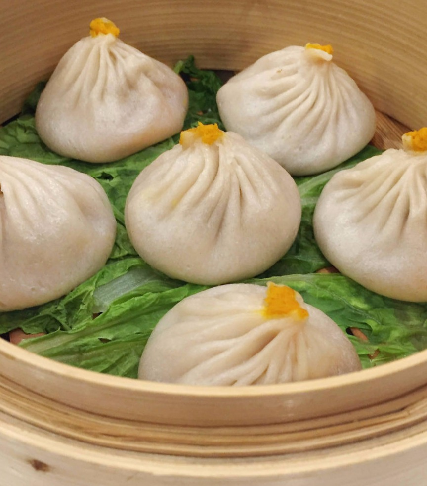 Joe's Shanghai Crab Meat Soup Dumplings